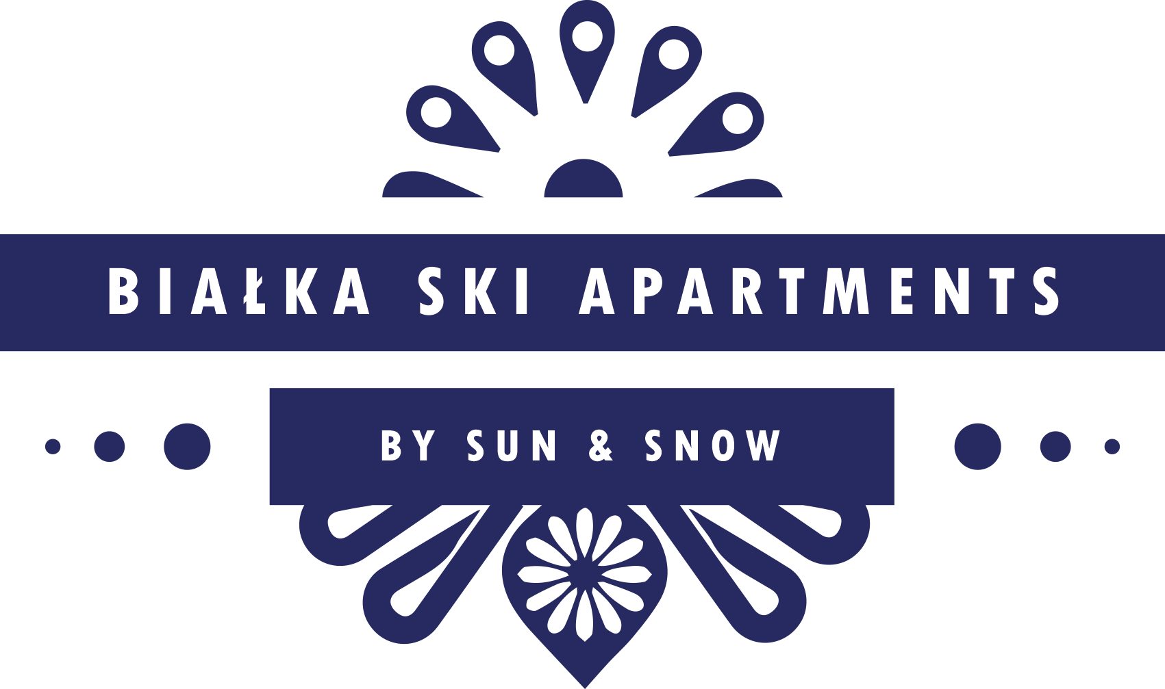 Logo Białka SKI Apartments